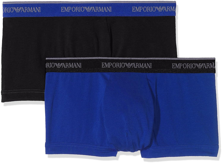 TALLA M. Emporio Armani Underwear Bóxer (Pack de 2 para Hombre