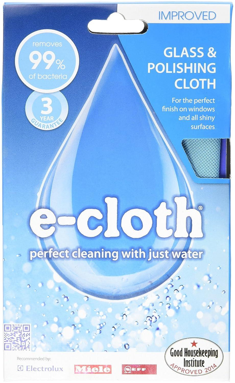 E-Cloth Glass and Polishing Cloth (Pack of 5) 79431