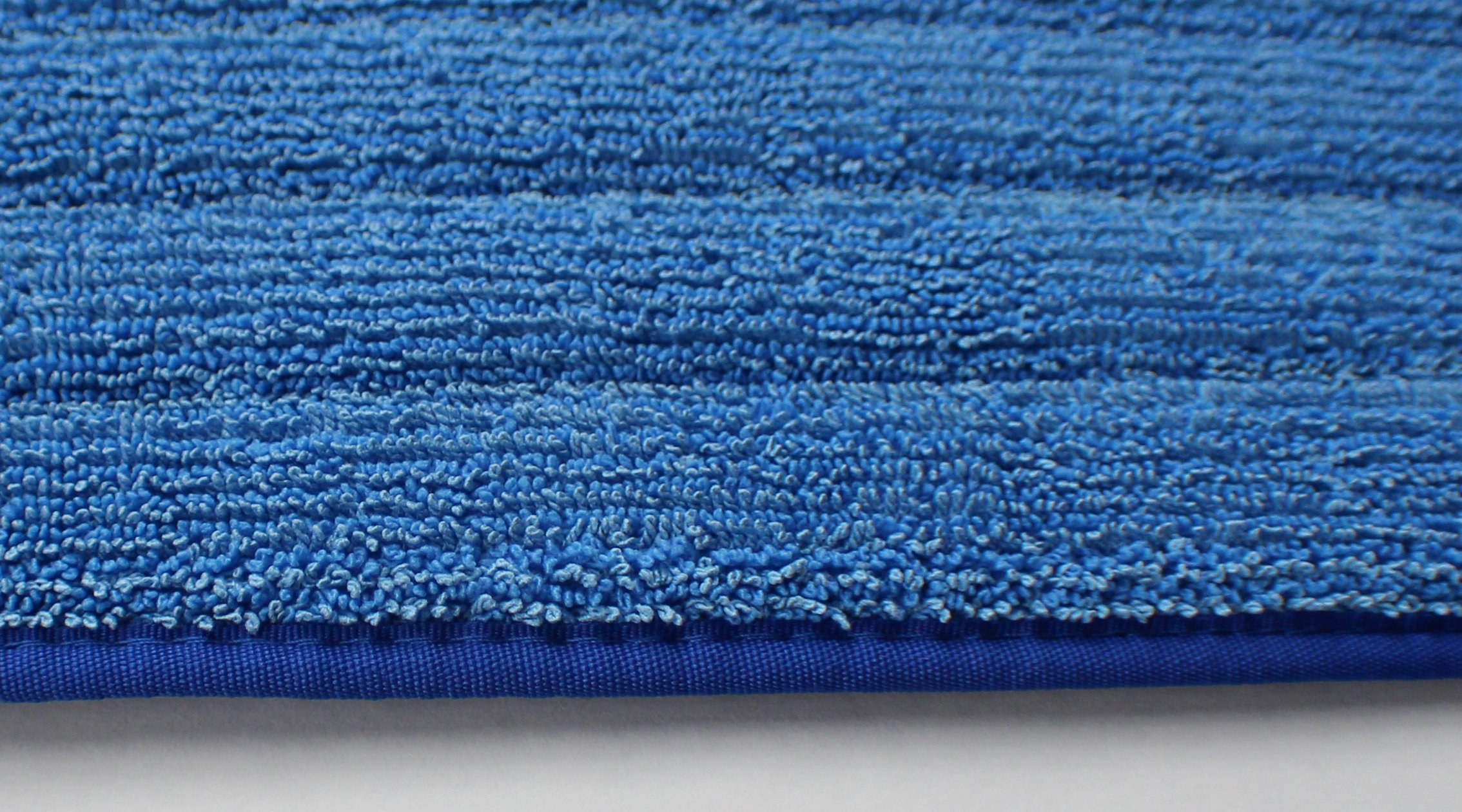 48'' Microfiber Mop Pads - Velcro, Launderable, Wet/Dry : 12 Pack by Direct Mop Sales (Image #3)