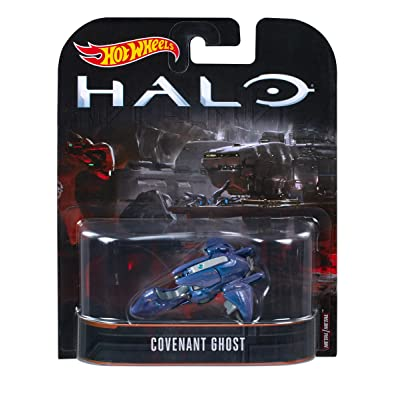 Hot Wheels Covenant Ghost Vehicle: Toys & Games