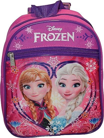 Image Unavailable. Image not available for. Color  Frozen Elsa Little Girls  Preschool Backpack Toddler Small BookBag 79019ec121