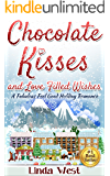 Chocolate Kisses and Love Filled wishes: A Fabulous Feel Good Holiday Romance (Christmas on Kissing Bridge Mountain Book 3)