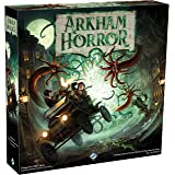 Arkham Horror 3rd Edition Board Game | Mystery Game | Strategy Game | Cooperative Board Game for Adults and Family | Ages 14+