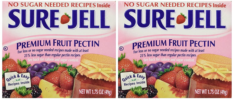 Sure Jell No Sugar Pectin, 1.75 oz (Pack of 2)