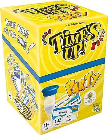 Asmodee - Tupa01 - Times Up Party 1 New: Amazon.es: Juguetes y juegos