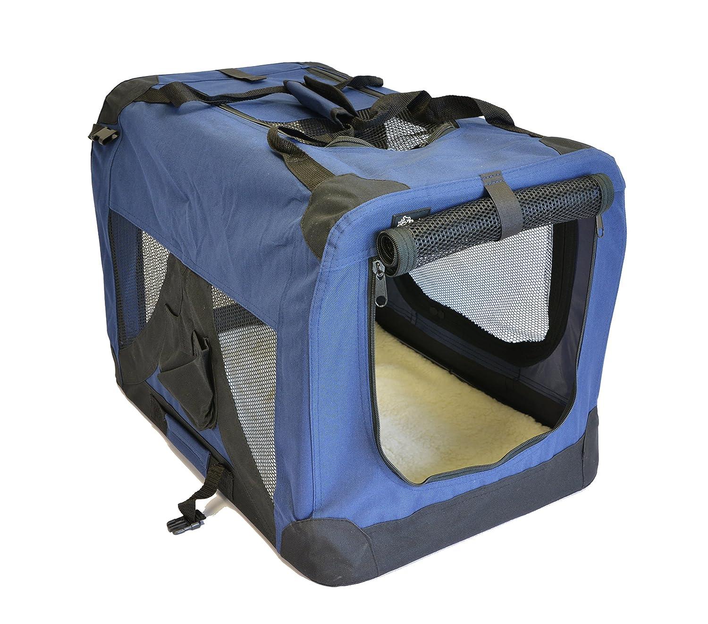 Amazon.com   topPets Portable Soft Pet Carrier - Medium  24