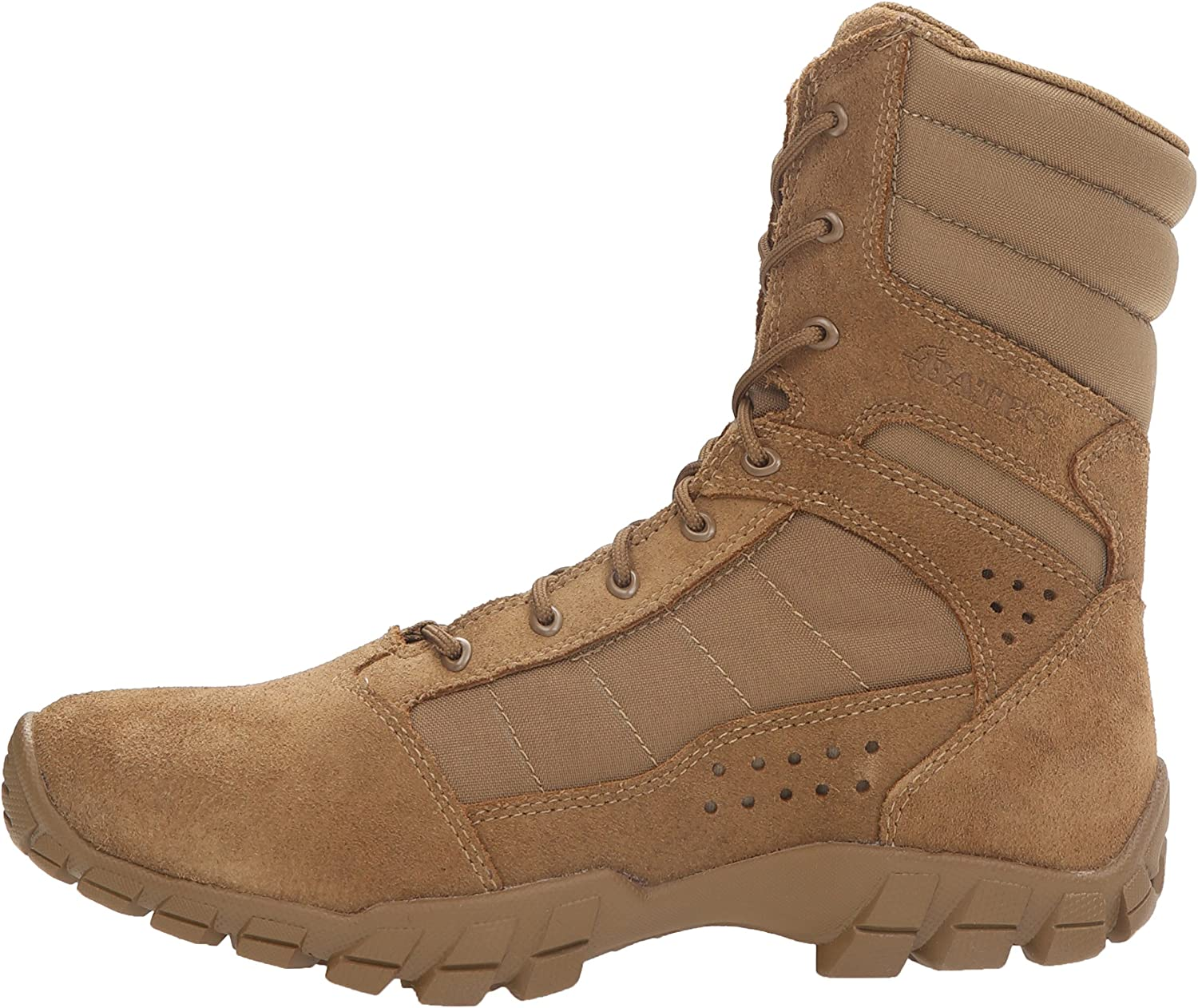 Bates Mens Cobra Hot Weather Coyote Tactical Army Boot
