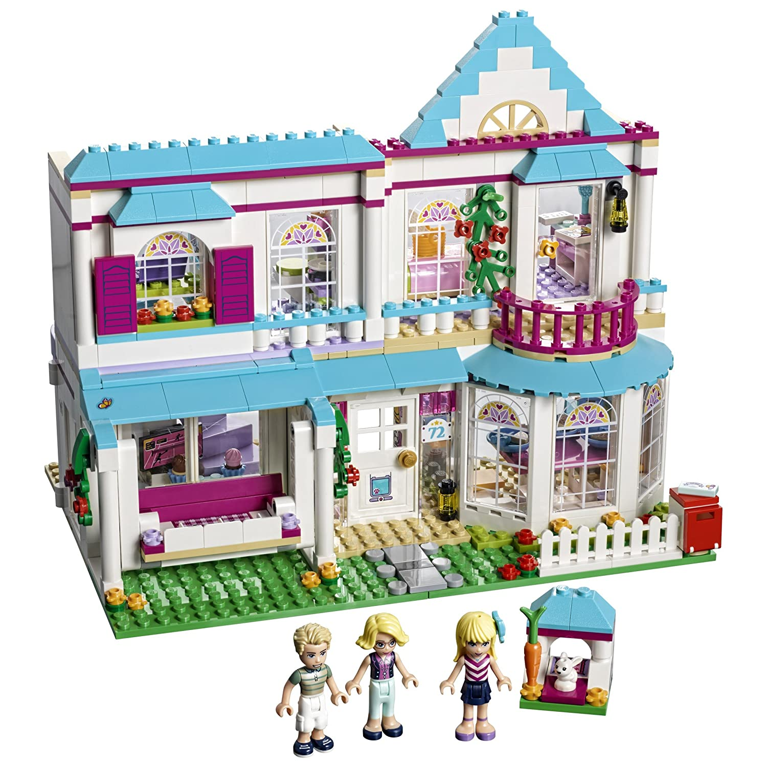 Lego Haus - LEGO Friends Stephanies Haus