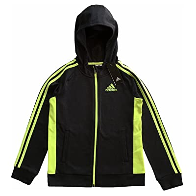 adidas Active Full Zip Hooded Track Jacket For Boys
