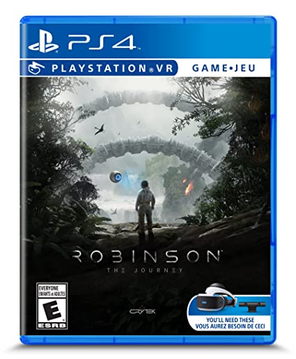 [Amazon Canada]Robinson PSVR preorder for $50 instead of full price