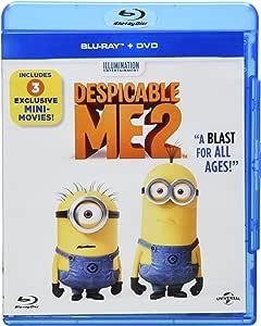 Mi villano favorito 2 Combo ( -DVD ) (Despicable Me 2 Combo BD) [Blu-ray]