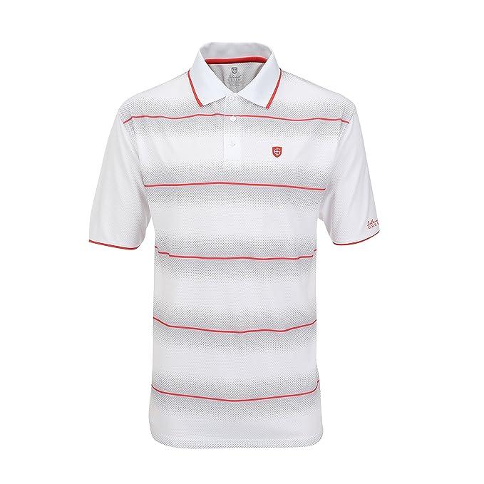 Island Green - Polo Marca Golf o Ocio, Aspecto Deportivo, Material ...