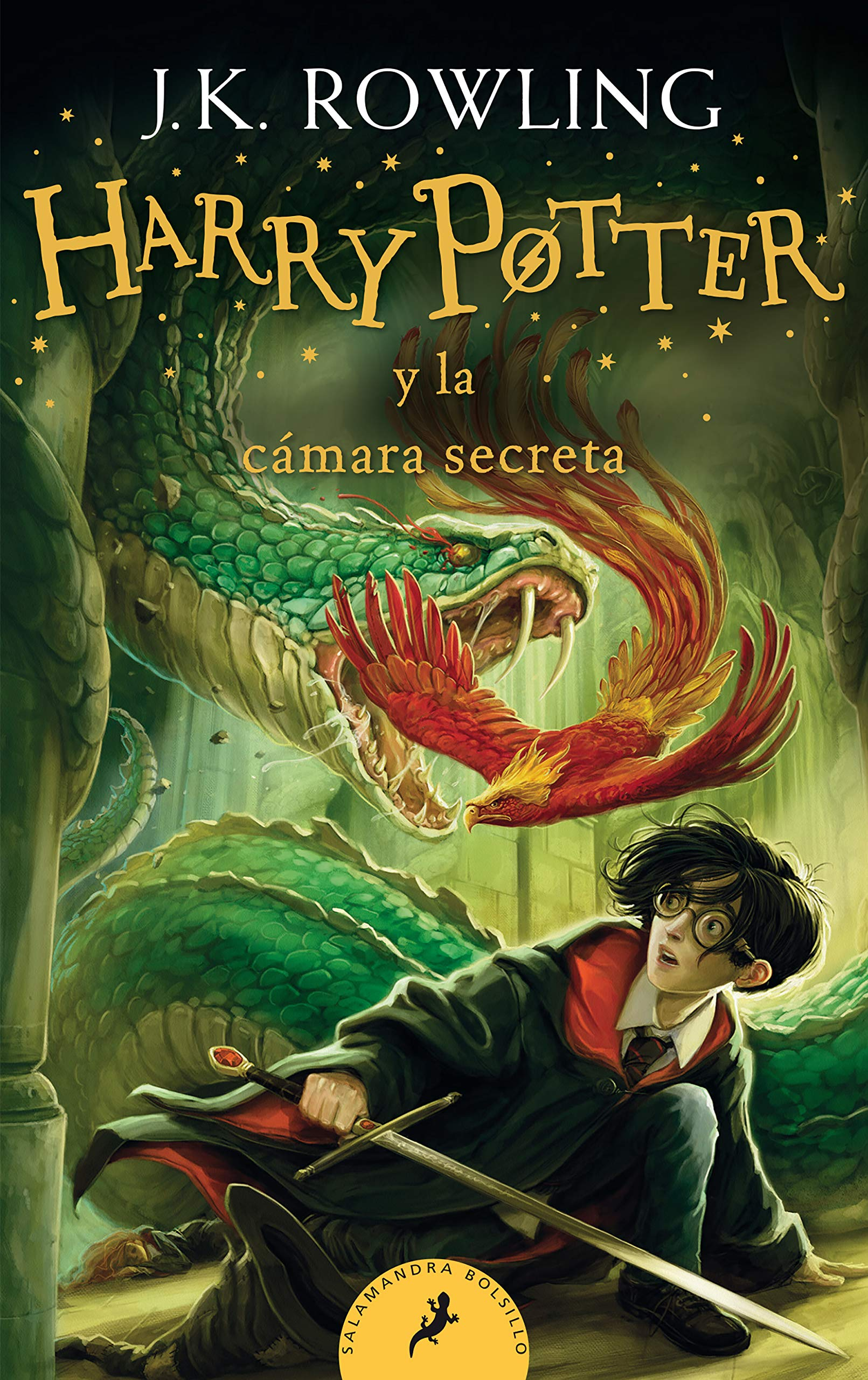 Harry Potter y la cámara secreta (Harry Potter 2): Amazon.es ...