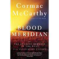 Blood Meridian: Or the Evening Redness in the West (Vintage International) book cover