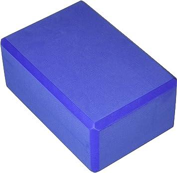 Yoga Direct 4-Inch Deluxe Foam Yoga Block