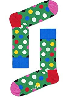 Happy Socks Kids Pride bunt klassische Baumwolle Socken f/ür M/änner und Frauen 36-40