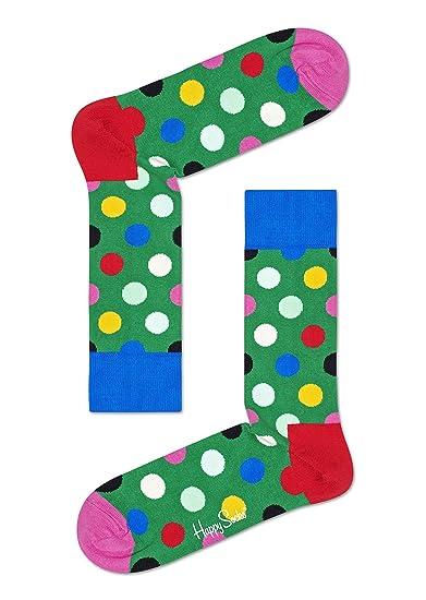 prodotti caldi guarda bene le scarpe in vendita super carino Happy Socks Big DOT Sock Calze, Uomo: Amazon.it: Abbigliamento