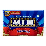 ACT II Microwave Popcorn Natural, 99g