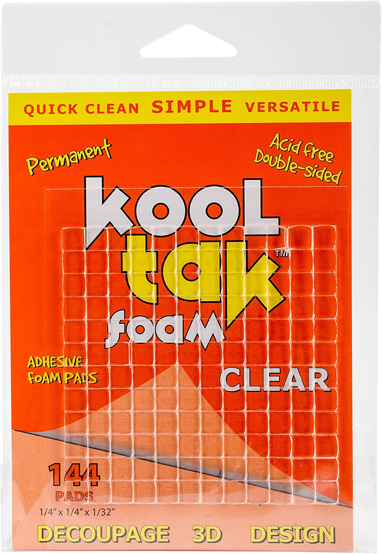 Multi-Colour Kool Tak PickN Place Pencil 22.86 x 5.08 x 0.88 cm