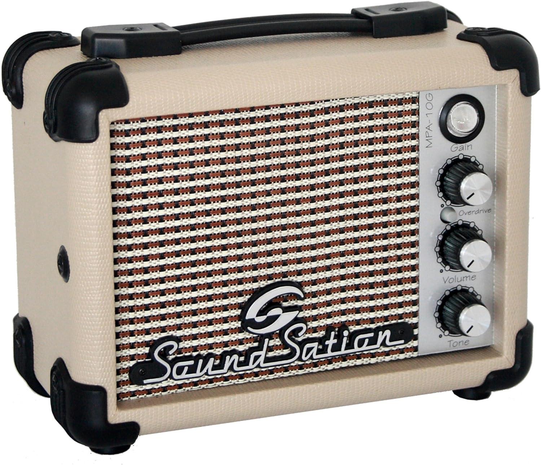 Soundsation – Mini amplificador portátil de 5 W a batería y ...