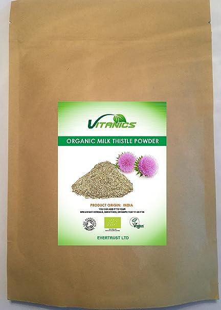 Polvo de leche orgánico, 400 g