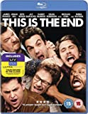 This is the End [Blu-ray] [2013] [Region Free]