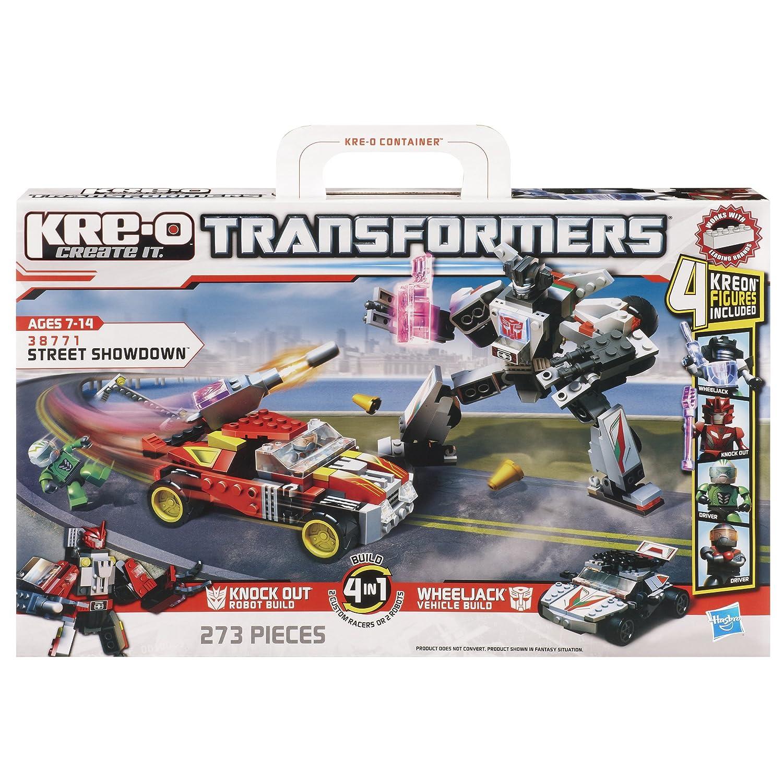 KRE-O Transformers Street Showdown Set (38771) by KRE-O