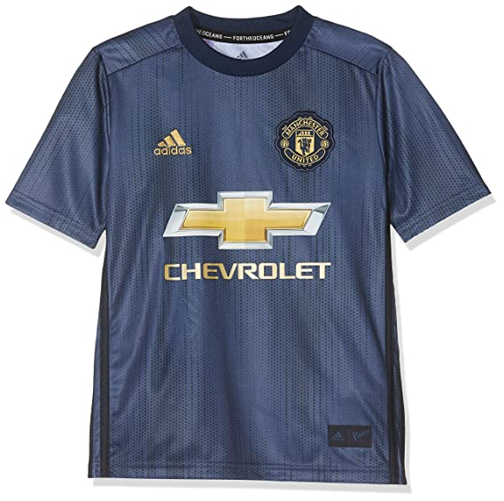 adidas Kinder 1819 Manchester United 3rd Minikit