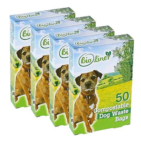Bolsas de basura) para perro X 200 - Bolsa de basura para ...