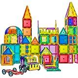 120 PCS 3D Magnetic Blocks Magnetic Tiles - Magnet Building Tiles | Magnetic Tiles Toy Building Sets | Magnetic Building Bloc