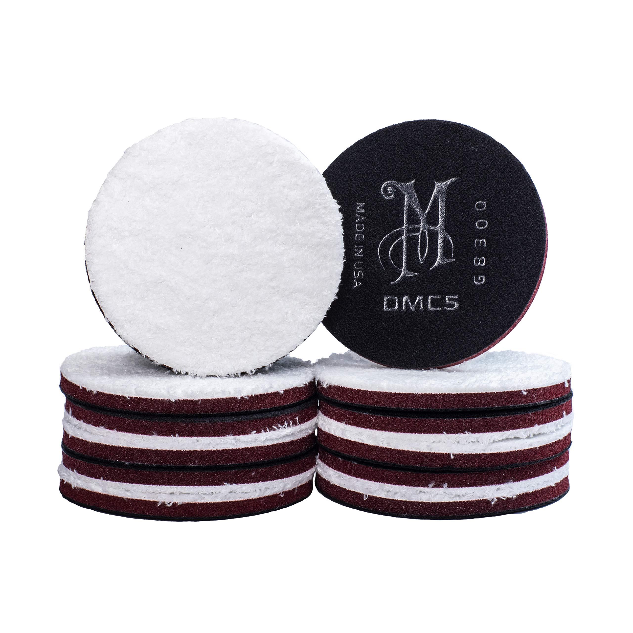 Meguiar's DMC5B DA 5'' Microfiber Cutting Disc
