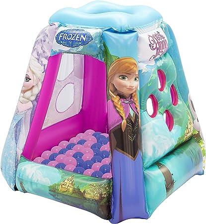 Amazon.com: Tienda inflable de pelotas de Frozen de Disney ...