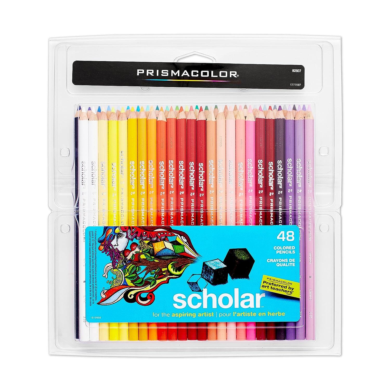 Colouring pencils for adults reviews - Amazon Com Prismacolor Premier Colored Pencils Soft Core 24 Count Wood Colored Pencils Office Products