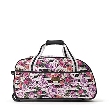 Amazon.com  Macbeth Out of Office 21.5in Rolling Duffel Bag 48820d4443daa