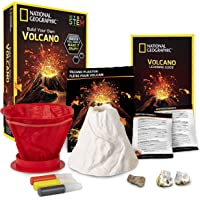 Deals on National Geographic Volcano Science Kit NGVOLCANO2