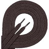 Di FICC vecchiano 1Paire de lacets–Plat–env. 7mm de large