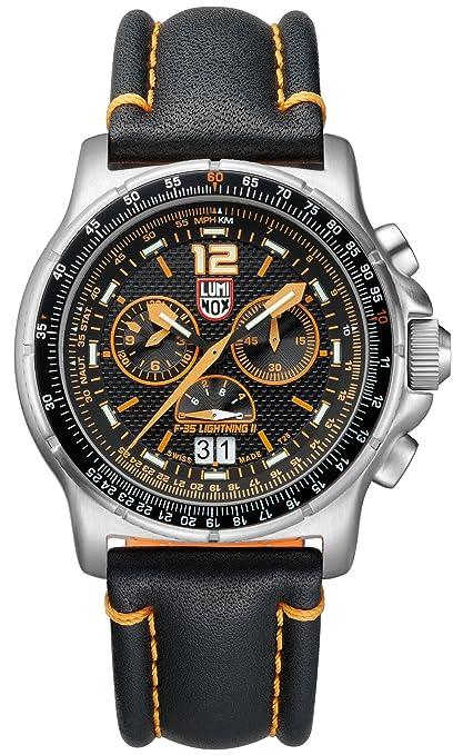 Reloj de pulsera para hombre Luminox F-35 TM Lightning II 9388 - reloj de