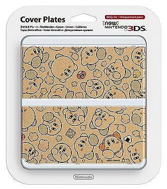 Nintendo - Cubierta Kirby (New Nintendo 3DS): Amazon.es ...