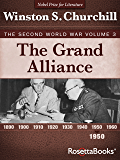 The Grand Alliance: The Second World War, Volume 3 (Winston Churchill World War II Collection)