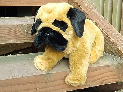 Mastiff Stuffed Animal Dog - Large 18