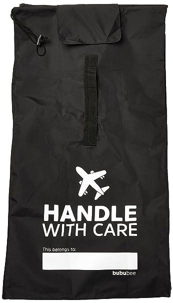 Amazon.com: Car Seat Travel Bag - Complete Enclosure, Durable High ...
