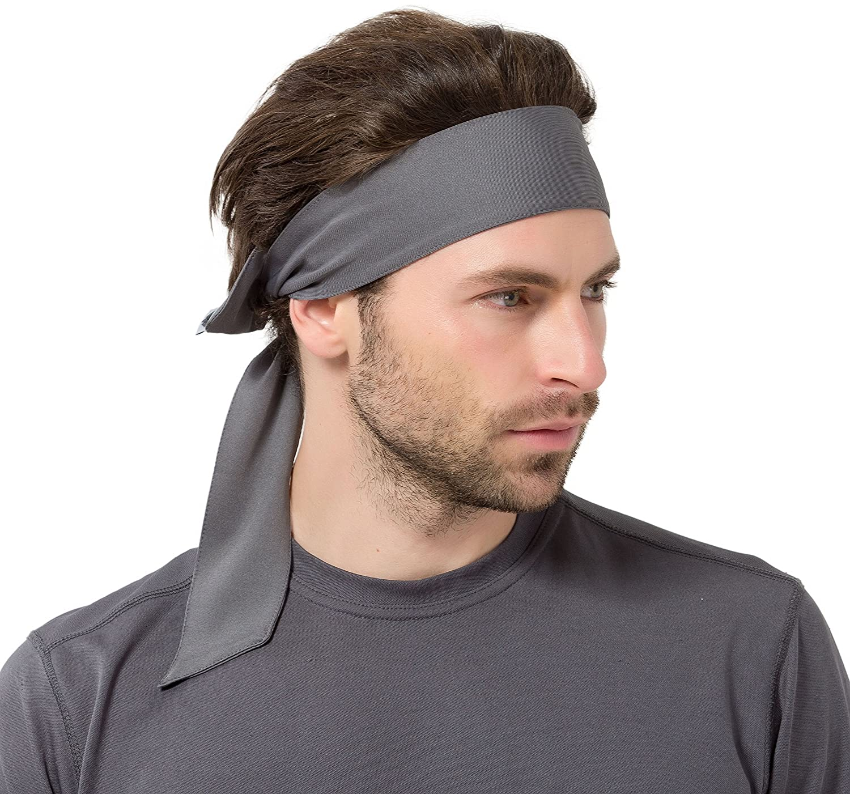 Head Tie Headband Sports Performance Image 2