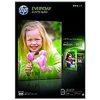 HP Q2510A Everyday Photo Paper Glossy 100 A4 21 x 29,7 cm (A4) 200gr/mq Carta fotografica