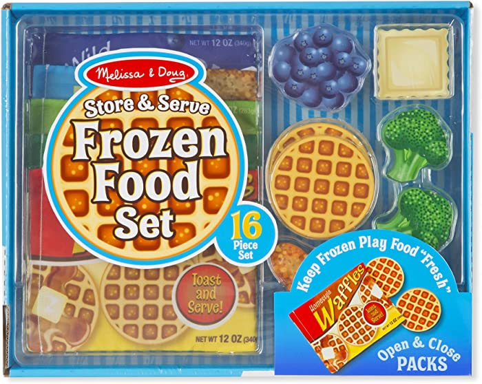 Top 9 Store And Serve Frozen Play Food Set
