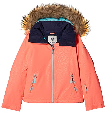 ad693be1798 Roxy Jet Ski Solid Girl Jk Chaqueta para Nieve