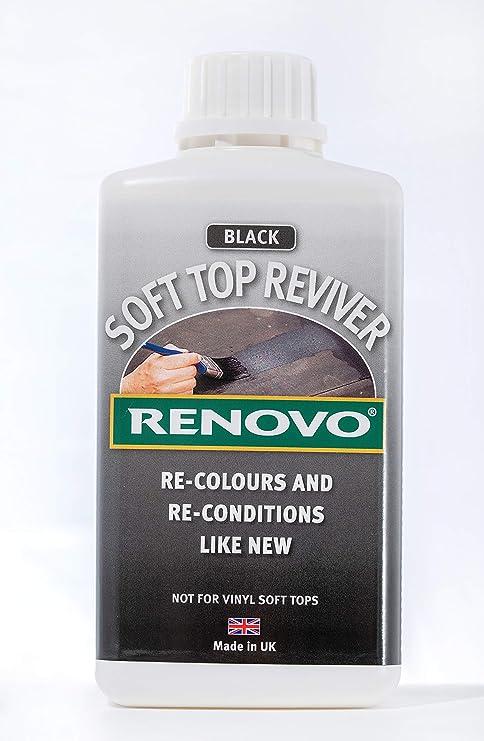 Soft Top Reviver/Black 500 ml