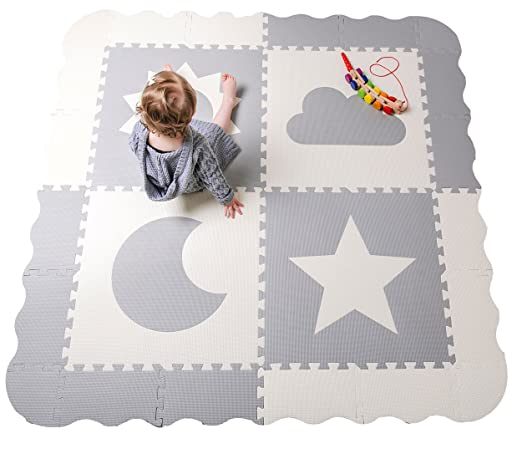 Baby Play Mat Tiles