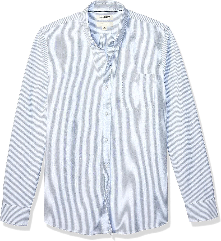 Marca Goodthreads Slim Fit Long Sleeve Oxford Shirt Hombre