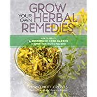 Grow Your Own Herbal Remedies: How to Create a Customized Herb Garden to Support Your Health and Well-being