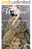 Wildfire: Book Two of the Everealm Series